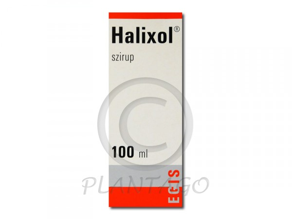 Halixol szirup 100ml