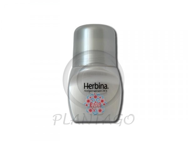 Herbina roll-on Rosa 50ml