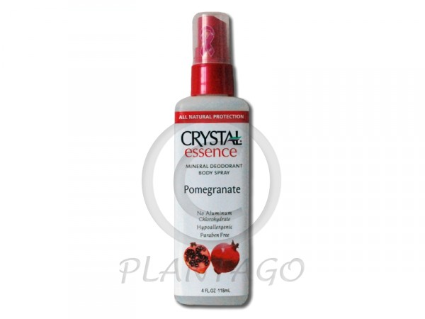 Crystal Body spray gránátalma 118ml